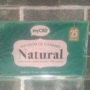 MyCBD Tea Infusion - Natural - 25 Bustine
